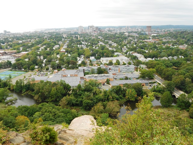 East Haven (CT) United States  city images : East Rock Park in New Haven, United States