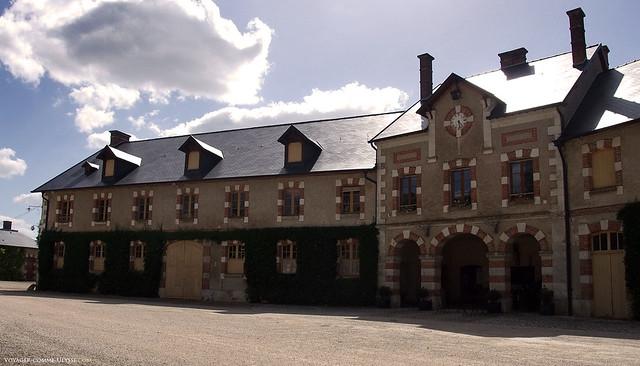 Ch teau de menetou salon flickr photo sharing - Menetou salon chateau ...