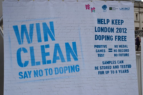 Win Clean - Say No to Doping