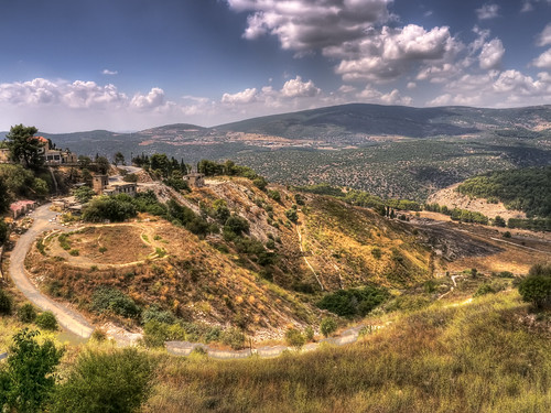 Safed, Israel by Niles Crane