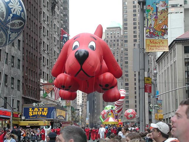 Macys Day Dog Show