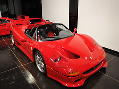 enzo ferrari(0.0), ferrari 360(0.0), ferrari testarossa(0.0), race car(1.0), automobile(1.0), vehicle(1.0), performance car(1.0), automotive design(1.0), ferrari f50 gt(1.0), ferrari f50(1.0), ferrari s.p.a.(1.0), land vehicle(1.0), luxury vehicle(1.0), supercar(1.0), sports car(1.0),
