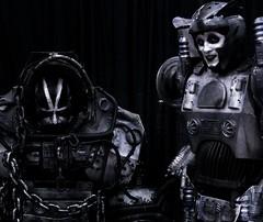 Killer Robots - New York Comic Con