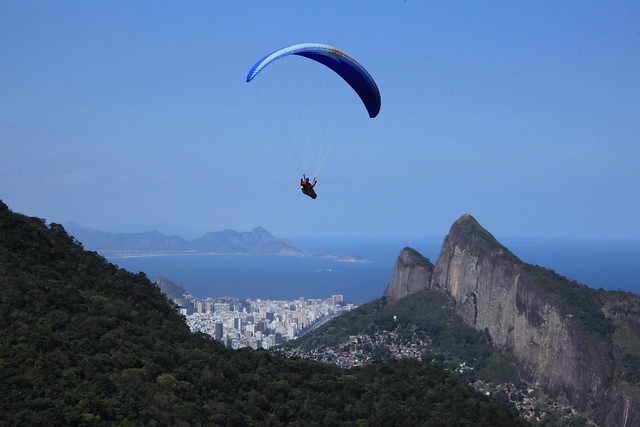 Pargliding Rio