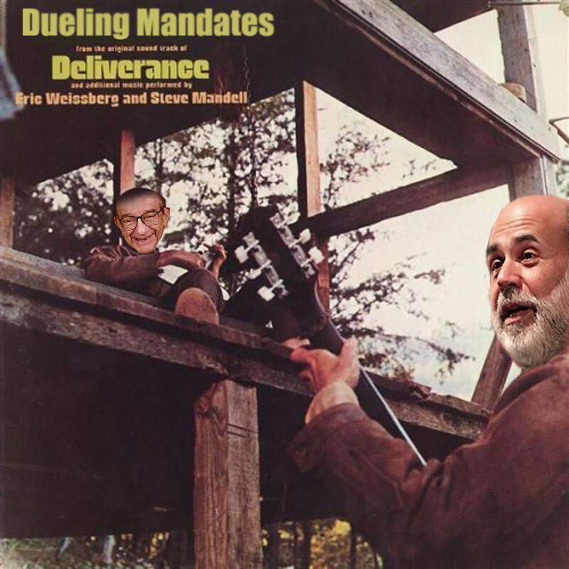 DUELING MANDATES