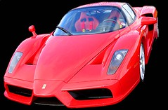 race car, model car, automobile, vehicle, automotive design, enzo ferrari, land vehicle, supercar, sports car,
