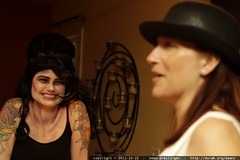 zombie amy winehouse mixes it up with a droog    MG …