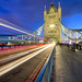 Tower Bridge light trails by Andrew Thomas 73