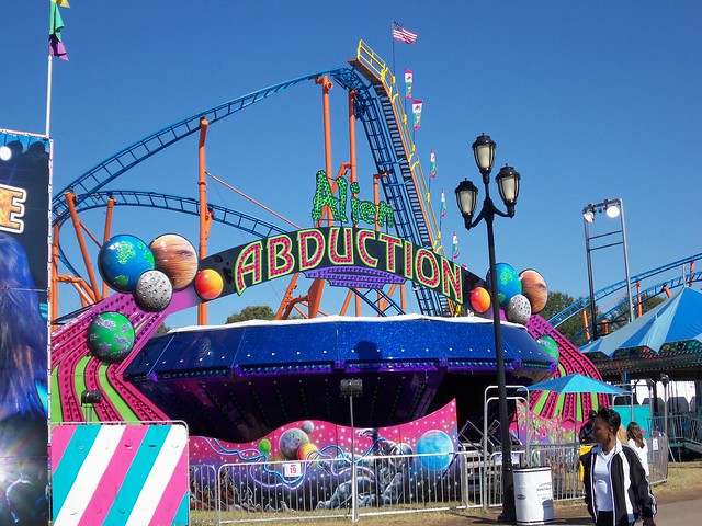 alien abduction ride - photo #14