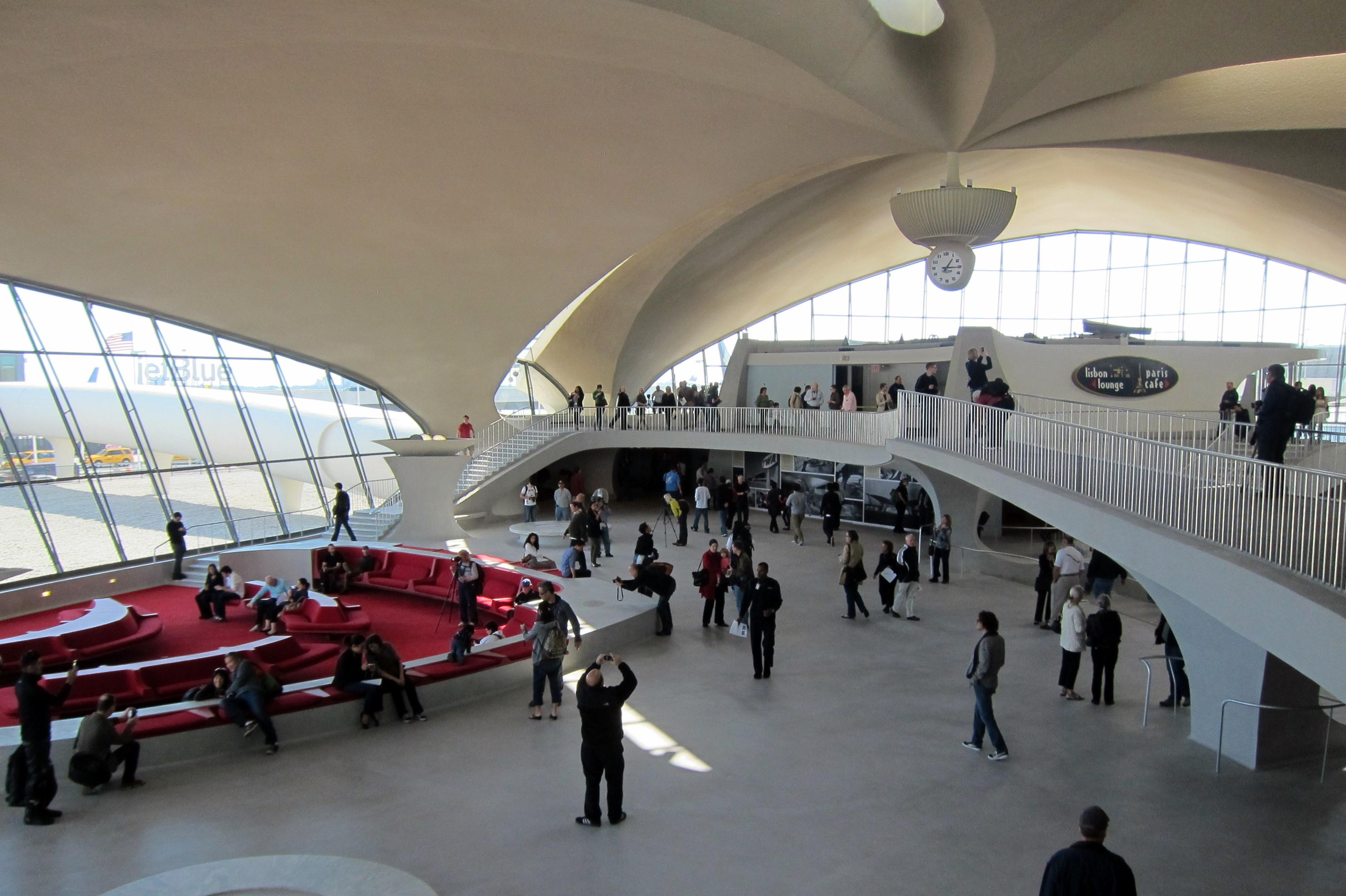 TWA JFK Airport