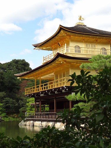 Kinkakuji: Gold Pavilion - Kyoto by girl from finito