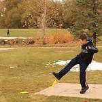 Reed Hendler tries a kick-roller
