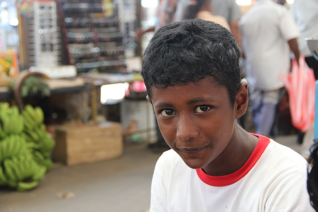 Sri Lanka Boy