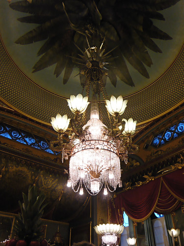 Inside the Royal Pavilion