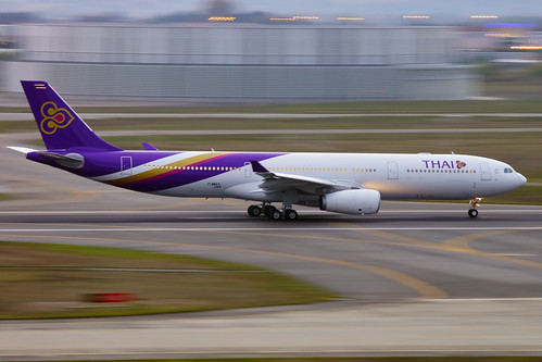 Airbus A330-300 - Thai Airways