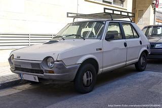 1981 Seat Ritmo 65 CL