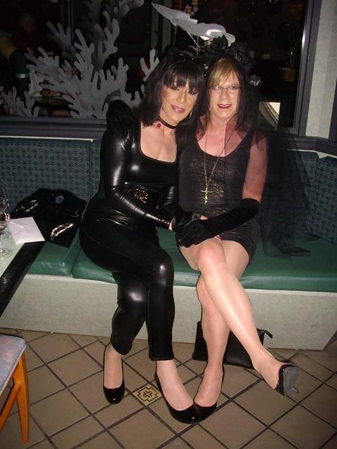 Flickr Halloween Crossdresser Party