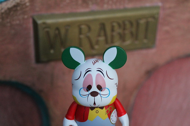 White Rabbit Vinylmation at White Rabbit House