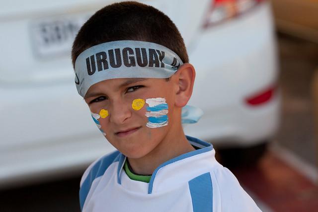 Uruguay 4 - Chile 0 | 111111-3386-jikatu