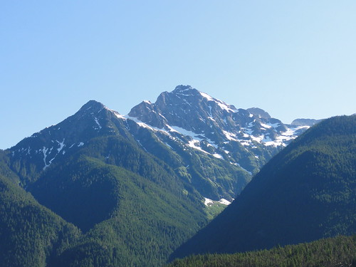 The Cascade Mountains