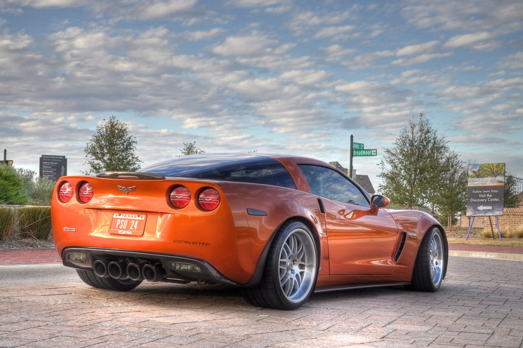 Chevrolet Frisco Tx ... wheel vendors? - CorvetteForum - Chevrolet Corvette Forum Discussion