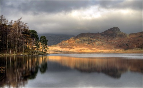 Blea Tarn mood.
