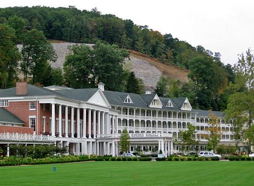 Bedford Springs Hotel, Bedford, Pennsylvania