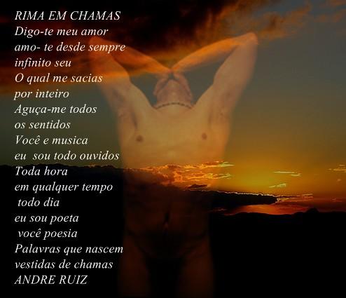 RIMA EM CHAMAS