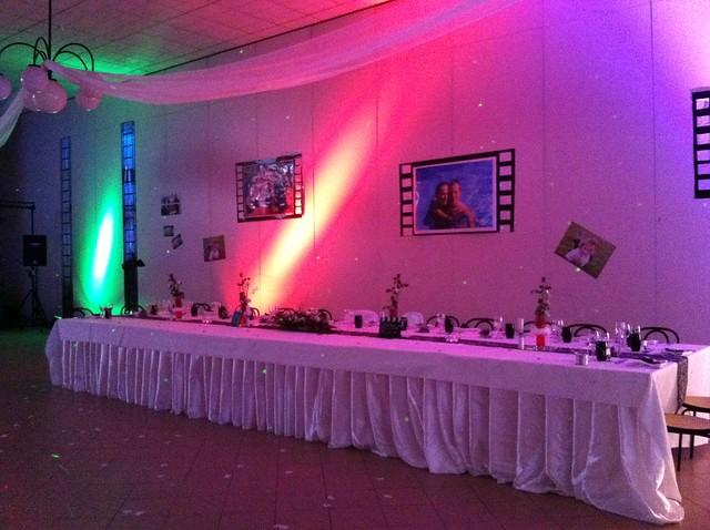 decoration mariage chateau thierry soir e theme cinema. Black Bedroom Furniture Sets. Home Design Ideas
