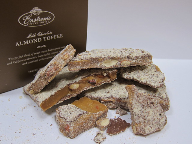 Enstrom Almond Toffee Mountain