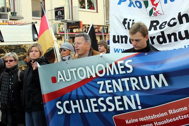 """""""pro Köln"""" will demonstrieren, doch Kalk macht dicht"""