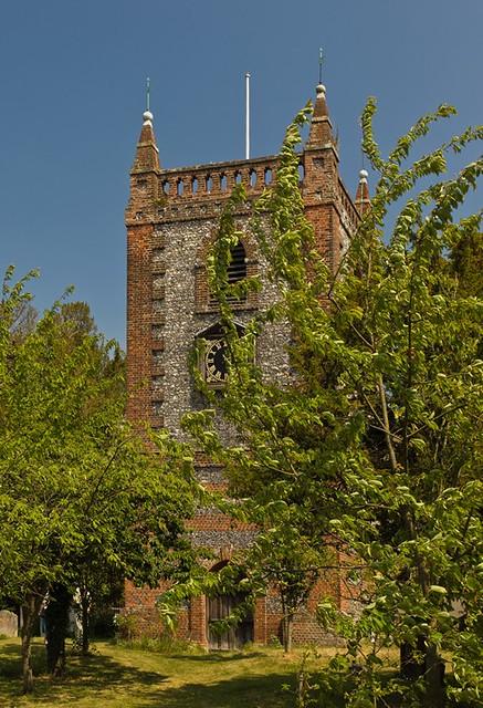 Church of St Peter & St Paul, Shoreham