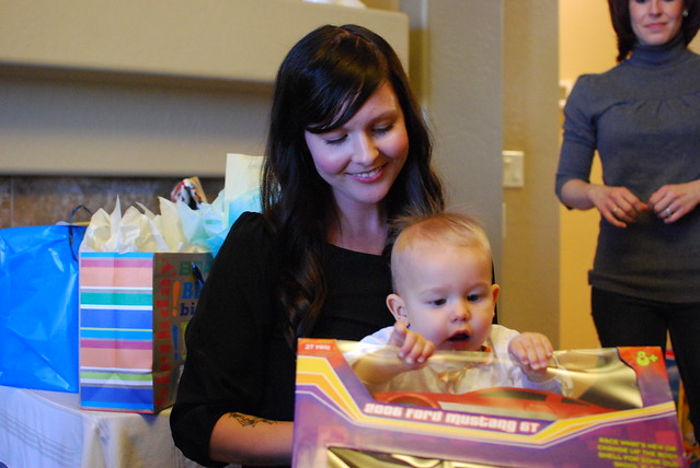 Henry's 1st Birthday Party