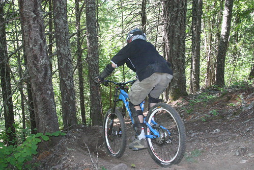 Riding Pemberton