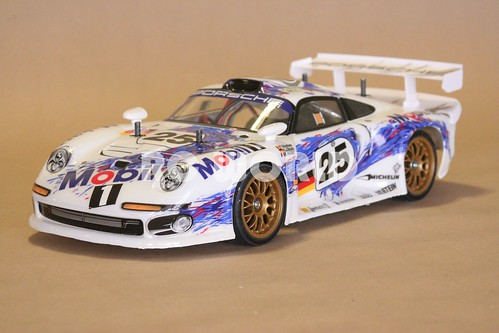 tamiya porsche 911 gt1 1 10 tamiya rc 1 10 porsche 911. Black Bedroom Furniture Sets. Home Design Ideas