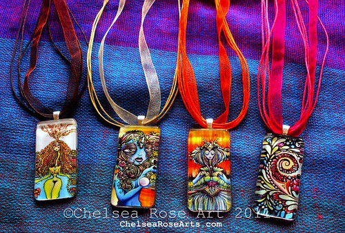 New art pendants