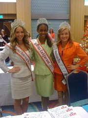National American Miss Nationals Check-In 2011!
