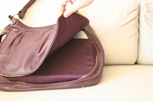 Alesya Bags - Exquisite Eggplant (flap)
