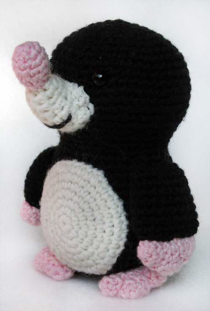 Blog Laura Amigurumi : Talpa amigurumi Flickr - Photo Sharing!
