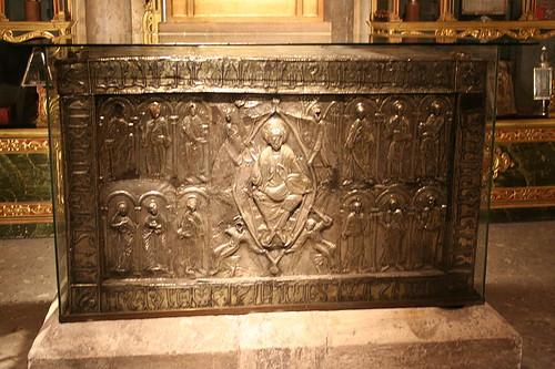 Arca santa de Oviedo
