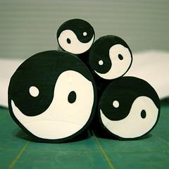 Yin Yang Cane