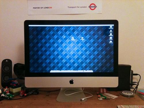 The iMac Comes Home