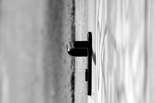 door handle - dof