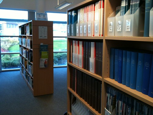 Clinical Education Centre library