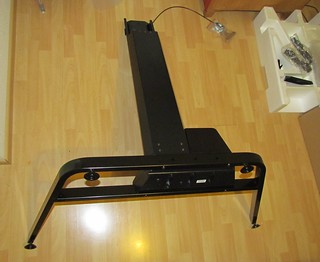 Ergotron WorkFit-D mounting