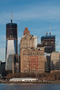 Freedom Tower and 4 WTC by SBGrad
