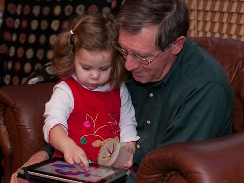 Teaching Grampa