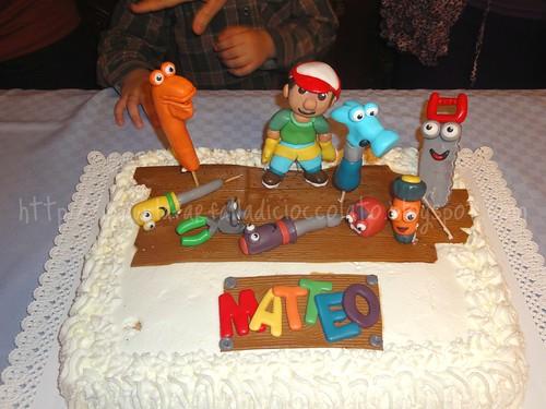 Handy mandy Cake 3