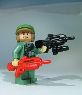 H4:BR With Grenade Launcher