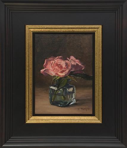20120206-0026 roses - framed